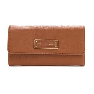 Marc By Marc Jacobs Original Long Trifold Wallet